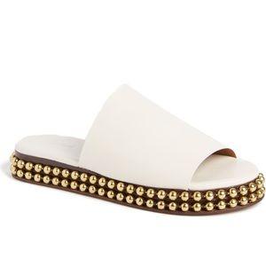 Chloé Sawyer Studded Slides